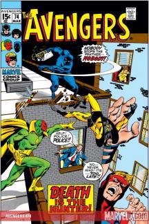 Avengers #74