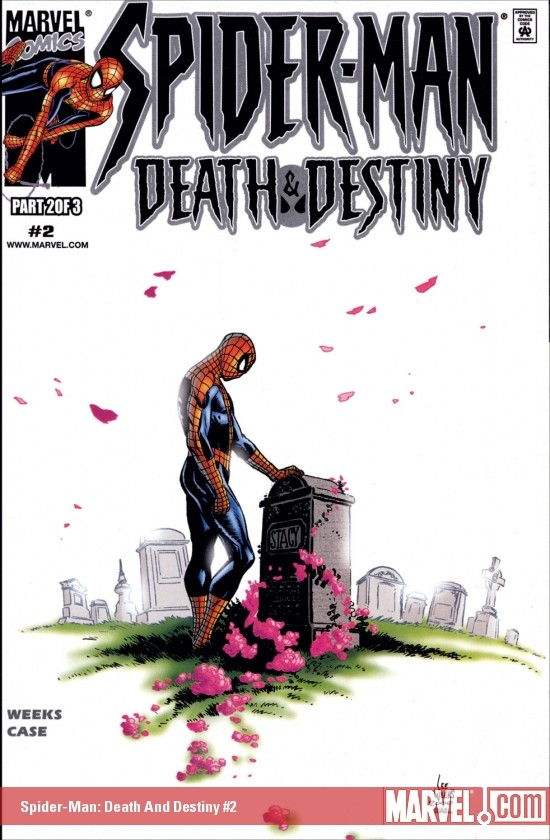 Spider-Man: Death and Destiny (2000) #2