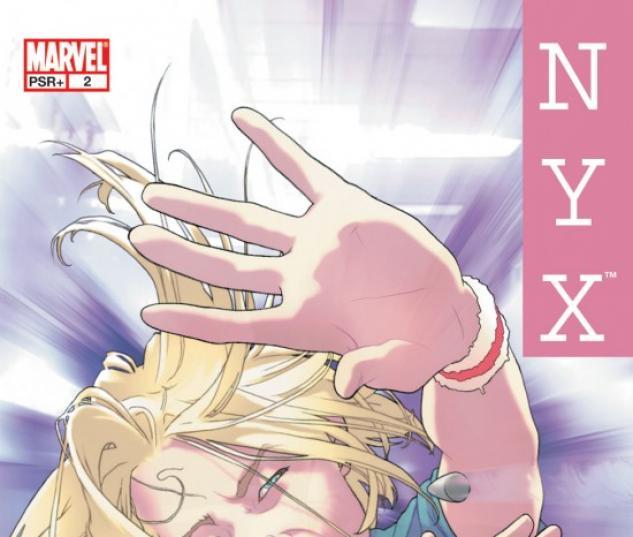 NYX (1999) #2 COVER