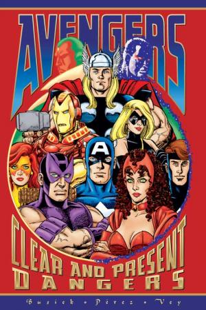 Avengers: Clear & Present Dangers (Trade Paperback)