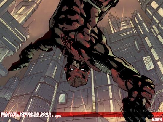 Daredevil 2099 (2004) #1 Wallpaper