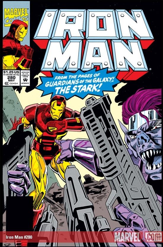 Iron Man (1968) #280