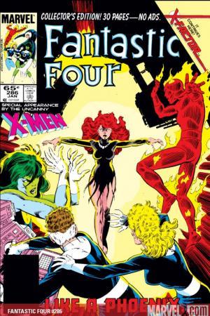 Fantastic Four (1961) #286