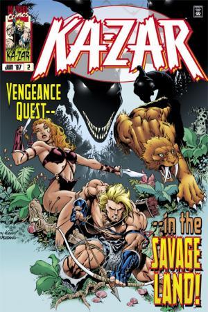 Ka-Zar (1997) #2