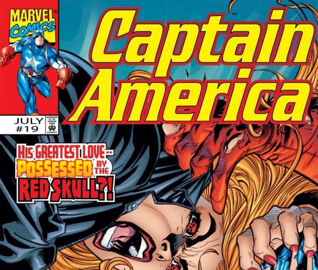 Captain America (1998) #19