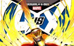 AVENGERS VS. X-MEN 11 PICHELLI VARIANT (1 FOR 100, WITH DIGITAL CODE)