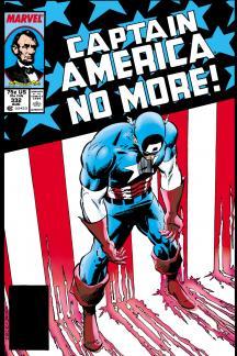 Captain America (1968) #332