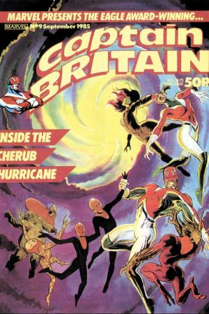 Captain Britain (1985) #9