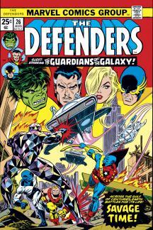 Defenders (1972) #26
