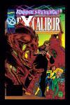 Excalibur (1988) #93 Cover