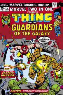 Marvel Two-in-One (1974) #5