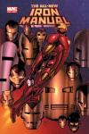 Iron Man Manual (2008) #1 Cover
