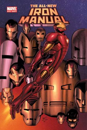 Iron Man Manual #1