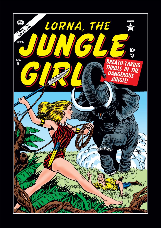 Lorna the Jungle Girl (1954) #9