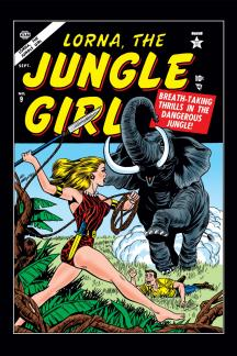 Lorna the Jungle Girl #9