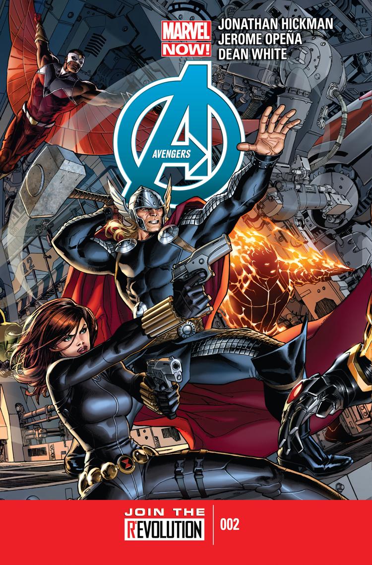 Avengers (2012) #2