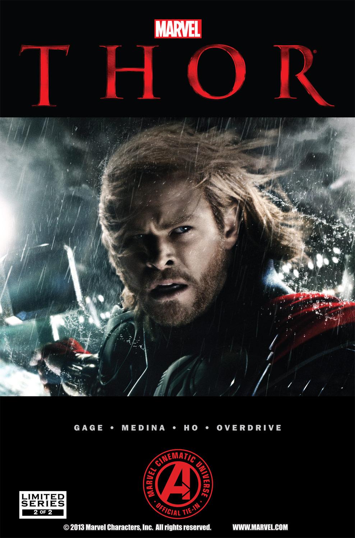 Marvel's Thor Adaptation (2013) #2