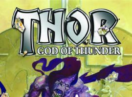 THOR: GOD OF THUNDER 5 GUERA VARIANT