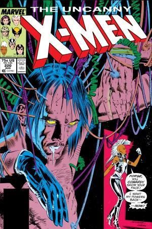 Uncanny X-Men (1963) #220