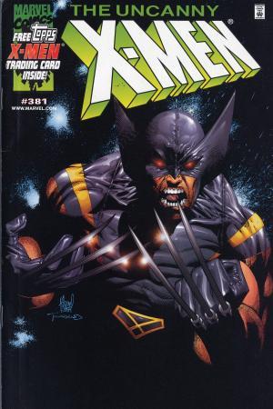 Uncanny X-Men (1963) #381 (Dynamic Forces Variant)
