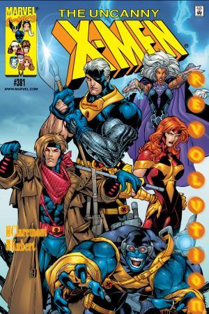 Uncanny X-Men (1963) #381 (Variant B)