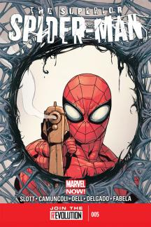 Superior Spider-Man (2013) #5