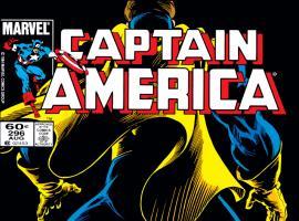 Captain America (1968) #296 Cover