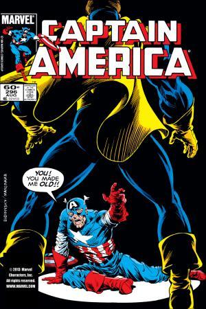 Captain America (1968) #296