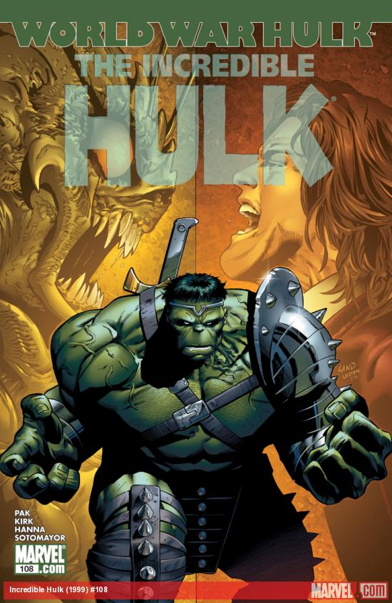 Incredible Hulk (1999) #108