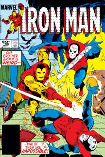 Iron Man #188