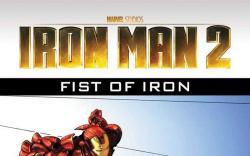 Iron Man 2: Fist of Iron #1
