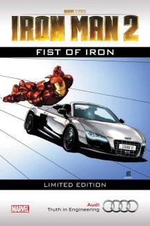 Iron Man 2: Fist of Iron (2010) #1