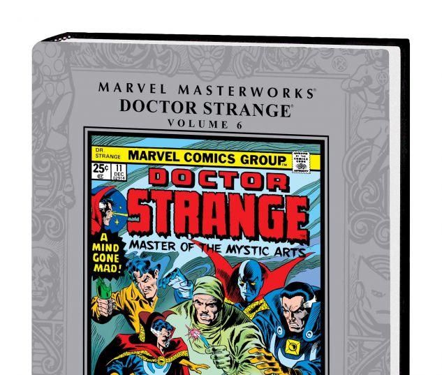 MARVEL MASTERWORKS: DOCTOR STRANGE VOL. 6 HC