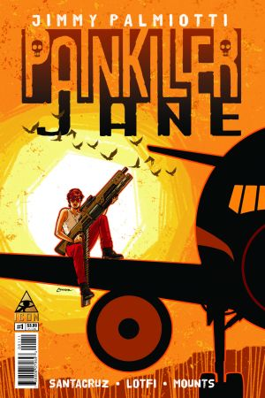 Painkiller Jane: The Price of Freedom #1