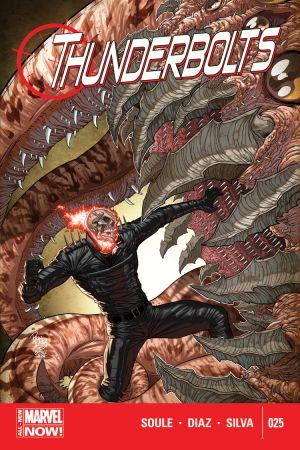 Thunderbolts (2012) #25
