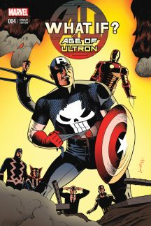 What If? Age of Ultron (2014) #4 ( RUGG VARIANT)
