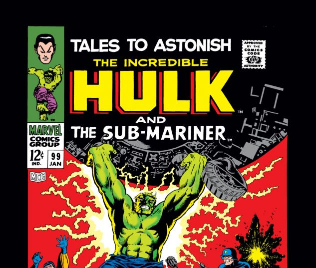 Tales to Astonish (1959) #99 Cover