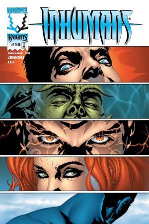 Inhumans (1998) #10