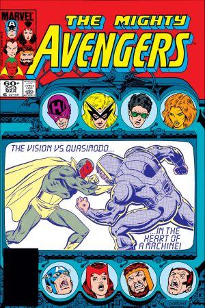 Avengers (1963) #253