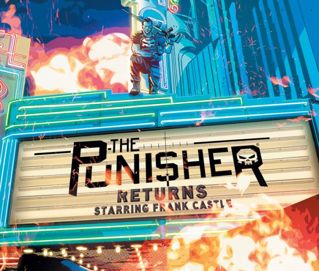 THE PUNISHER 12 (WITH DIGITAL CODE)