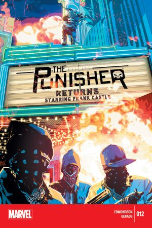The Punisher (2014) #12