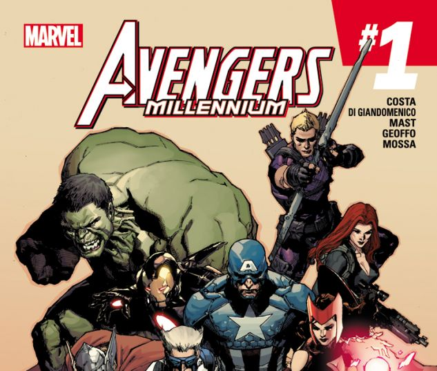 AVENGERS: MILLENNIUM 1 (WITH DIGITAL CODE)