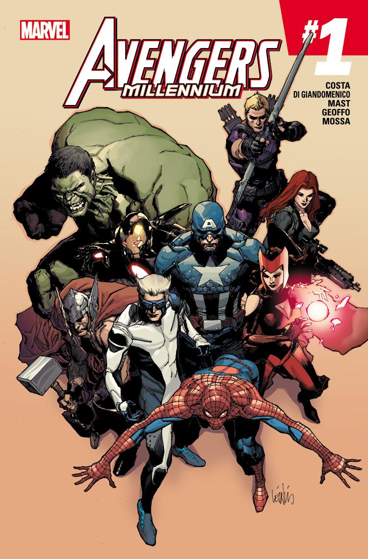 Avengers: Millennium (2015) #1