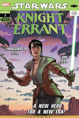 Star Wars: Knight Errant #1
