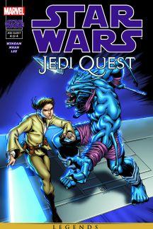Star Wars: Jedi Quest (2001) #4