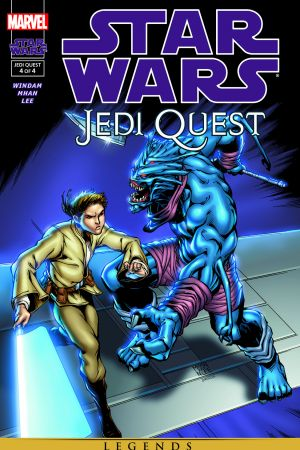Star Wars: Jedi Quest #4