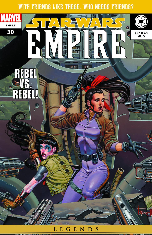 Star Wars: Empire (2002) #30
