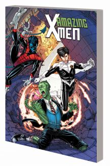 Amazing X-Men Vol. 3: Once and Future Juggernaut (Trade Paperback)