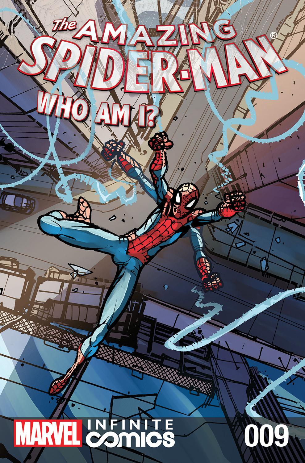 Amazing Spider-Man: Who Am I? Infinite Digital Comic (2014) #9