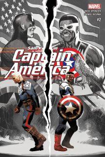 Captain America: Sam Wilson #2